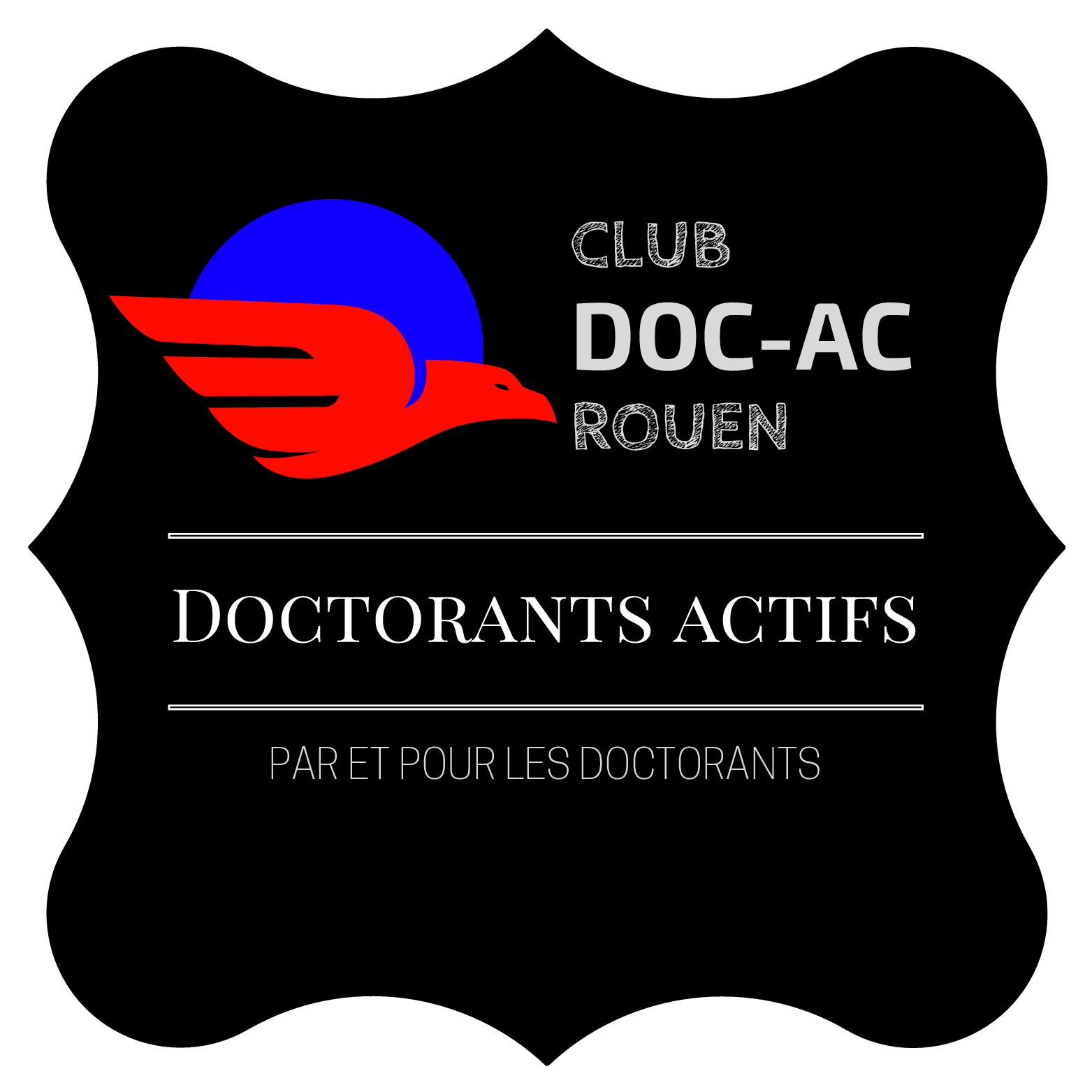 Doctorants Actifs Logo