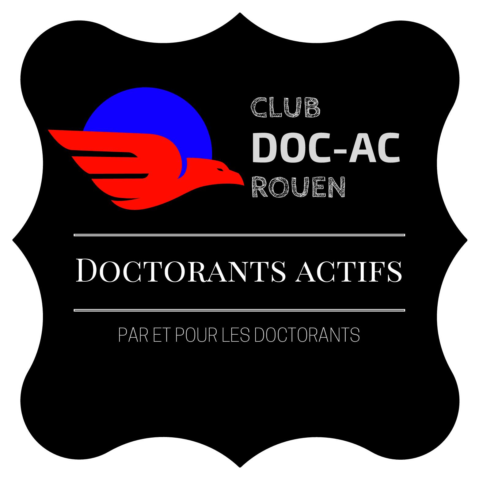 Doctorants Actifs Logo